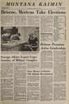 Montana Kaimin, April 17, 1969