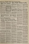 Montana Kaimin, April 18, 1969