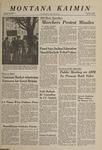 Montana Kaimin, May 6, 1969