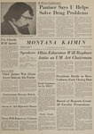 Montana Kaimin, May 13, 1969