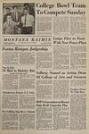 Montana Kaimin, May 16, 1969