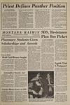 Montana Kaimin, May 21, 1969