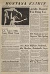 Montana Kaimin, May 28, 1969