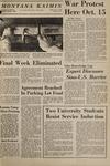 Montana Kaimin, October 2, 1969