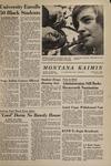 Montana Kaimin, October 3, 1969