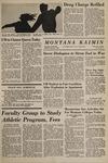 Montana Kaimin, October 15, 1969
