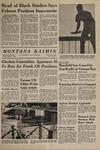 Montana Kaimin, October 22, 1969