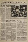 Montana Kaimin, October 23, 1969