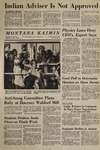 Montana Kaimin, October 24, 1969