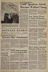 Montana Kaimin, October 29, 1969