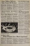 Montana Kaimin, November 5, 1969