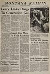 Montana Kaimin, November 6, 1969