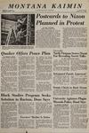 Montana Kaimin, November 7, 1969