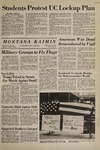 Montana Kaimin, November 14, 1969