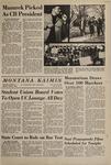 Montana Kaimin, November 18, 1969