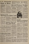 Montana Kaimin, November 19, 1969