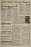 Montana Kaimin, November 20, 1969