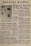 Montana Kaimin, December 4, 1969
