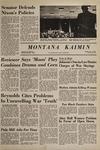 Montana Kaimin, December 5, 1969