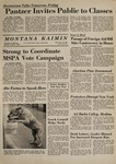 Montana Kaimin, December 10, 1969