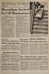 Montana Kaimin, December 11, 1969
