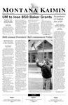 Montana Kaimin, February 4, 2003