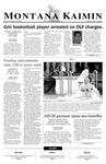 Montana Kaimin, February 5, 2003