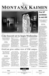 Montana Kaimin, February 12, 2003