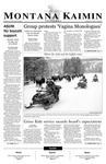 Montana Kaimin, February 13, 2003