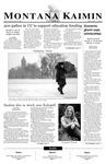 Montana Kaimin, March 4, 2003