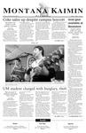 Montana Kaimin, March 5, 2003