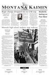 Montana Kaimin, March 6, 2003