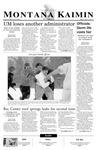 Montana Kaimin, March 7, 2003