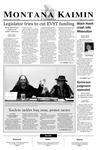 Montana Kaimin, March 13, 2003