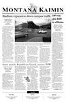 Montana Kaimin, April 2, 2003