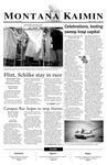 Montana Kaimin, April 10, 2003