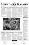 Montana Kaimin, April 16, 2003
