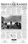 Montana Kaimin, April 17, 2003