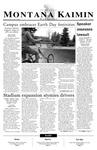 Montana Kaimin, April 23, 2003