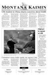 Montana Kaimin, April 24, 2003