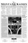 Montana Kaimin, May 1, 2003