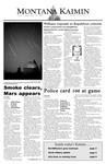 Montana Kaimin, September 16, 2003