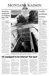 Montana Kaimin, September 24, 2003