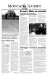 Montana Kaimin, October 14, 2003