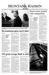Montana Kaimin, October 23, 2003