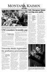 Montana Kaimin, November 7, 2003
