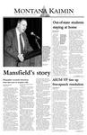 Montana Kaimin, November 13, 2003