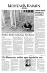 Montana Kaimin, February 6, 2004
