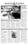 Montana Kaimin, February 18, 2004