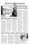 Montana Kaimin, February 19, 2004